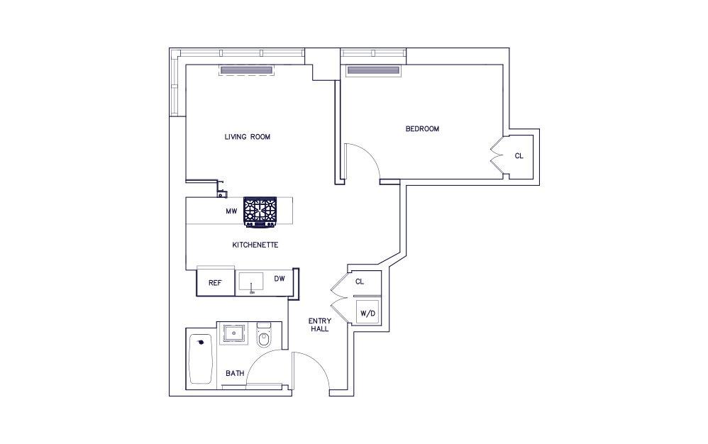 Unit A - Floor 10