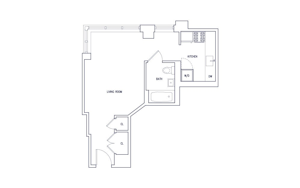 Unit A - Floor 3-7