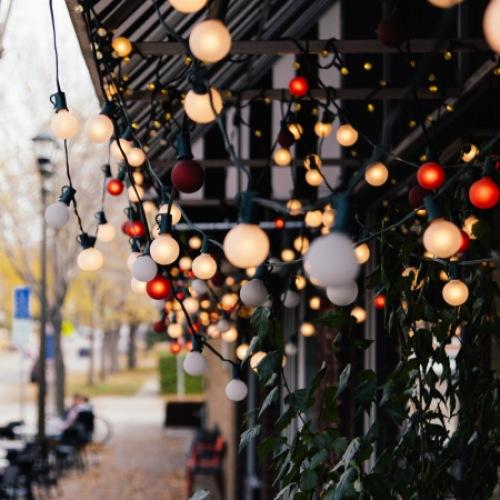 Sidewalk Restaurants