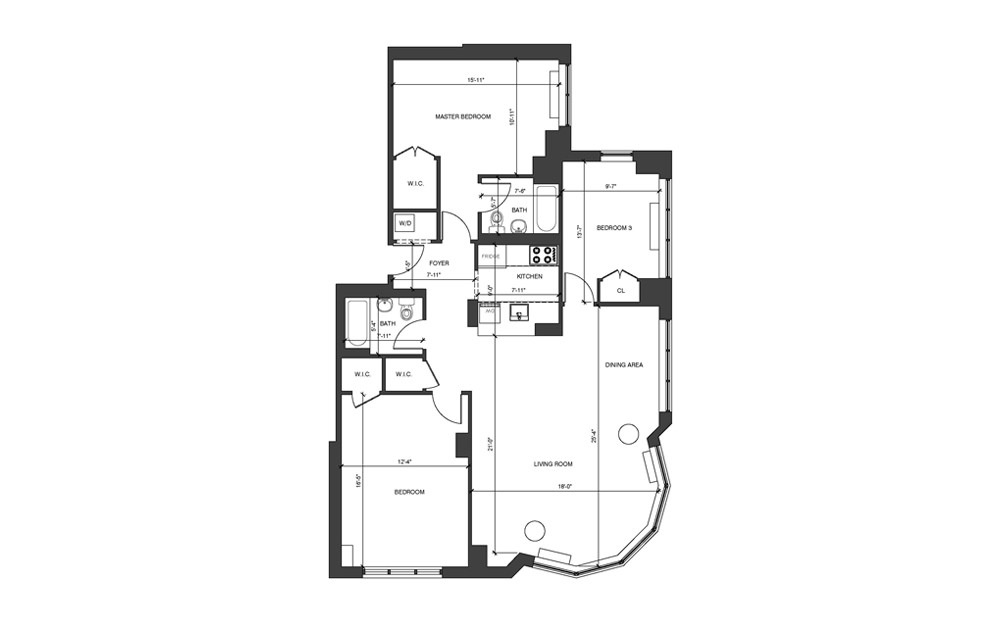 floorplan c2 detail image