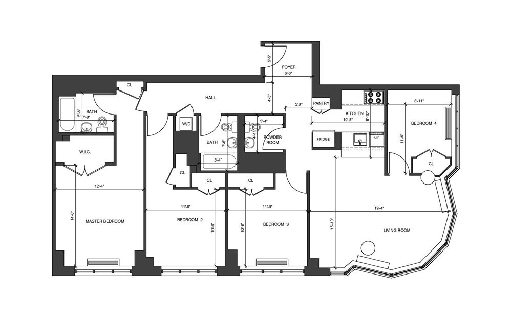 floorplan d1 detail image